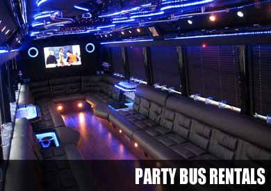 Party Bus in memphis