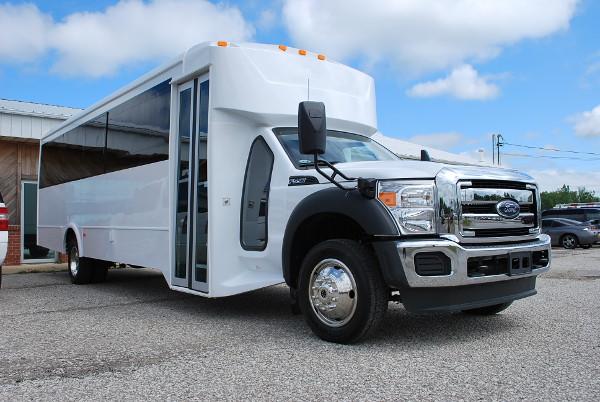 22 Passenger party bus rental Arlington