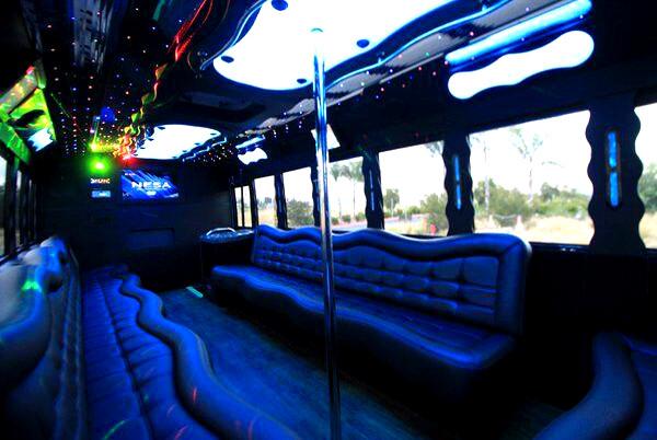 40 Passenger  party bus Hughes