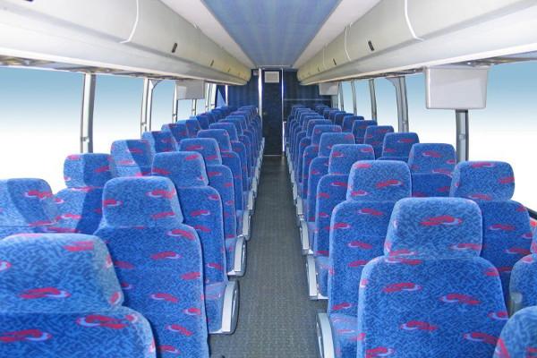 50 passenger Party bus Woodstock
