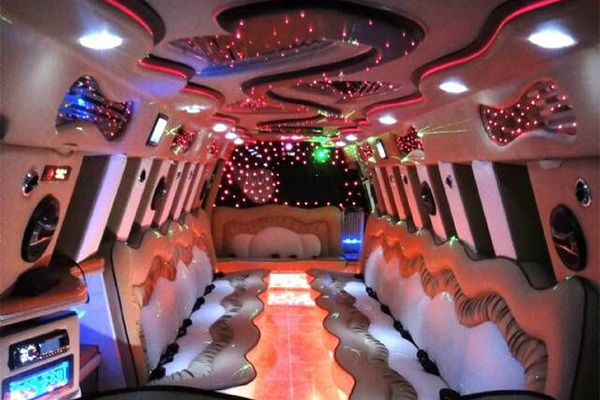 Bachelorette Party Bus in Memphis