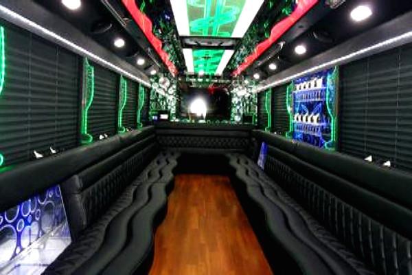 20 Person Mini Bus Rental Hughes