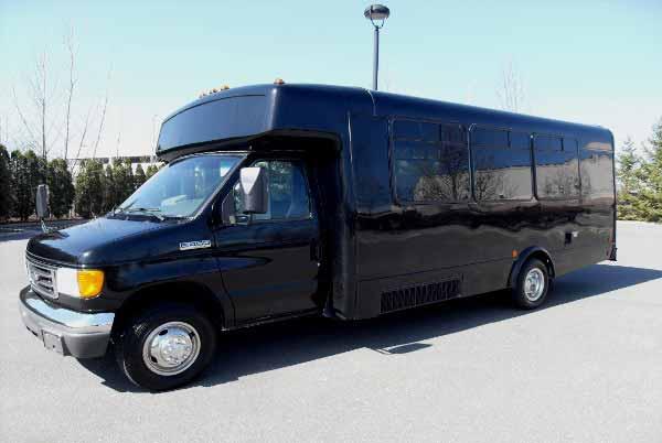 30 Passenger Bus Rental Hughes